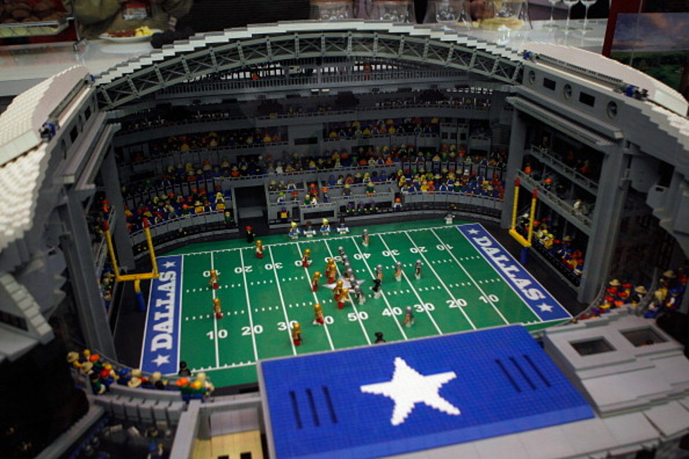 Boise Man Reenacts Huge College Football Plays With Lego Animation