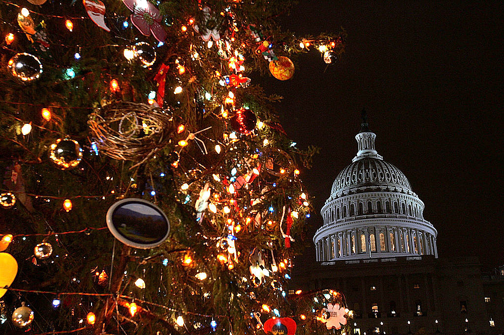 Idaho Child to Light U.S Capitol Christmas Tree, Could it be Your Kid?