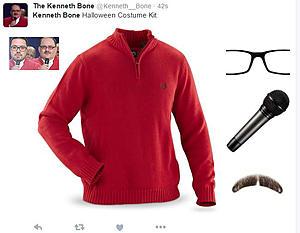 Trending Costume Alert: Ken Bone