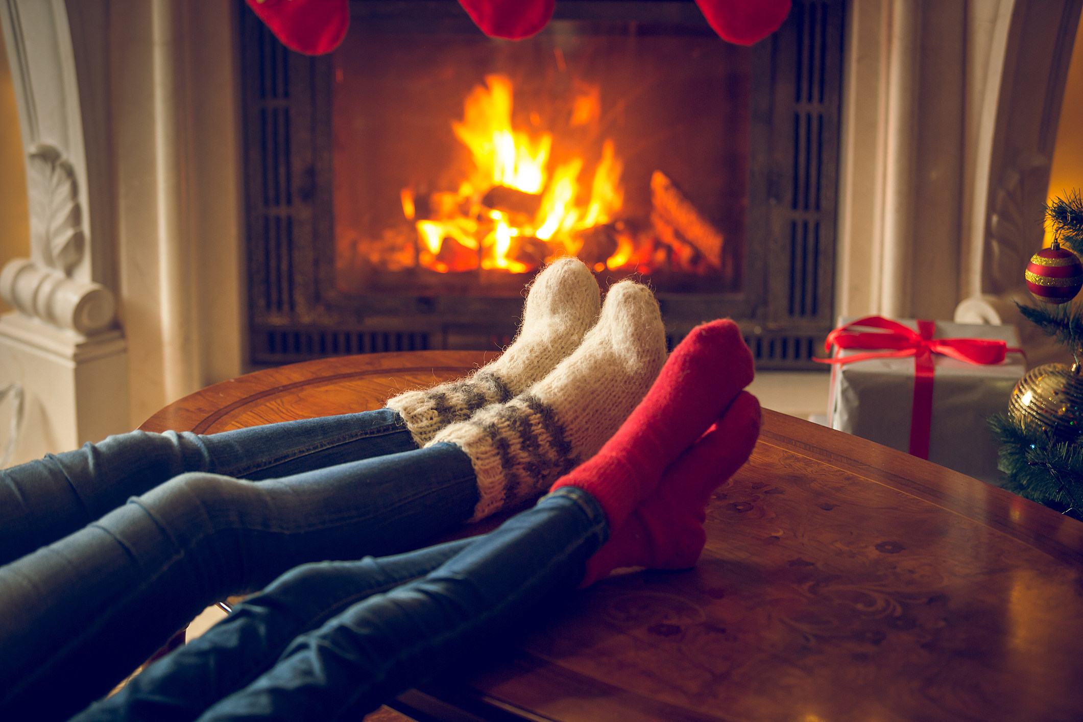guide to the holidays for new couples