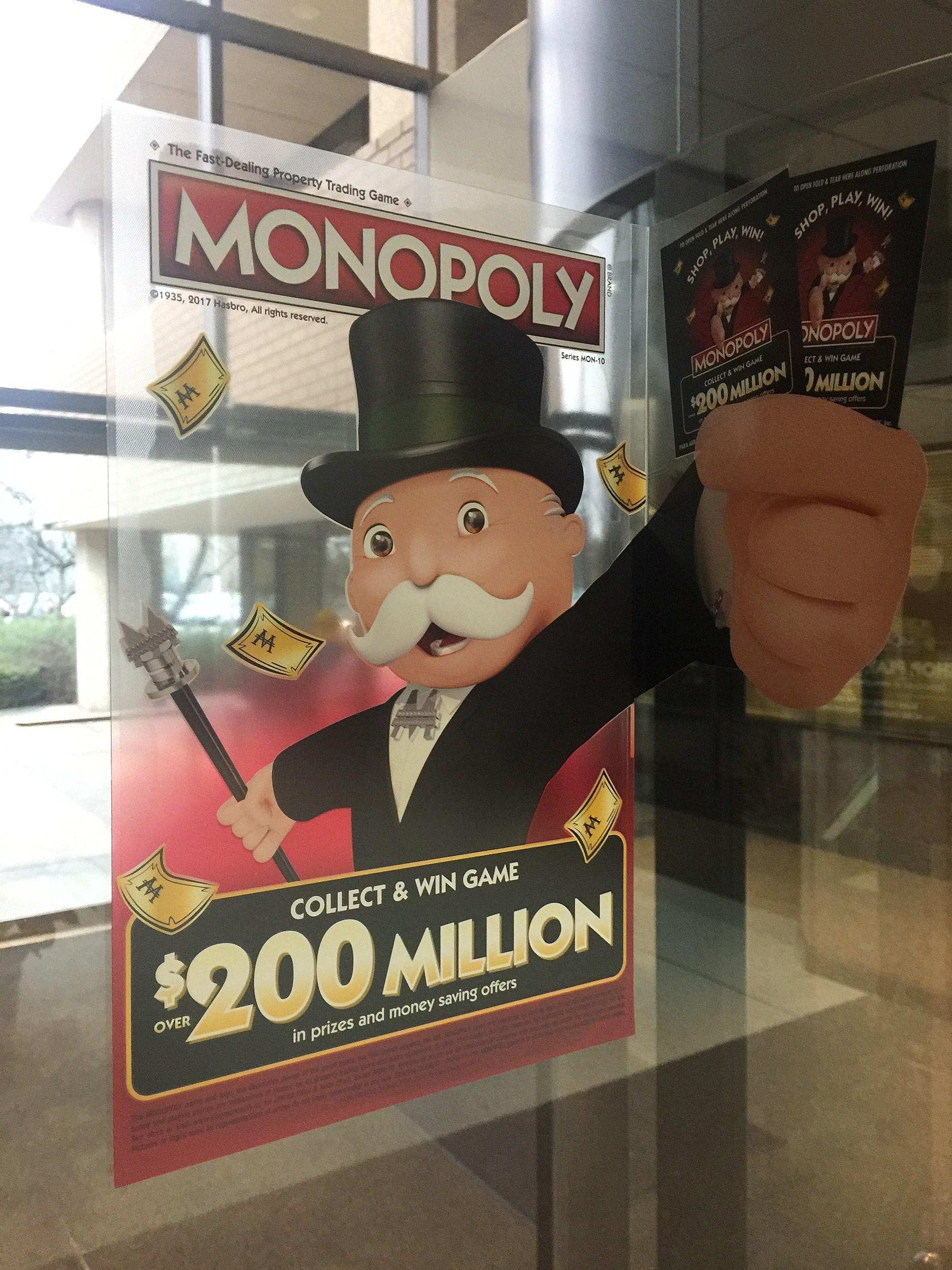 Monopoly window
