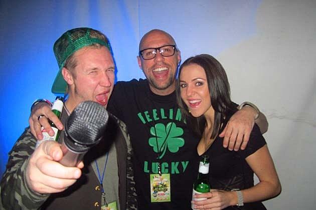 Huggie, Kekeluv, and Paige
