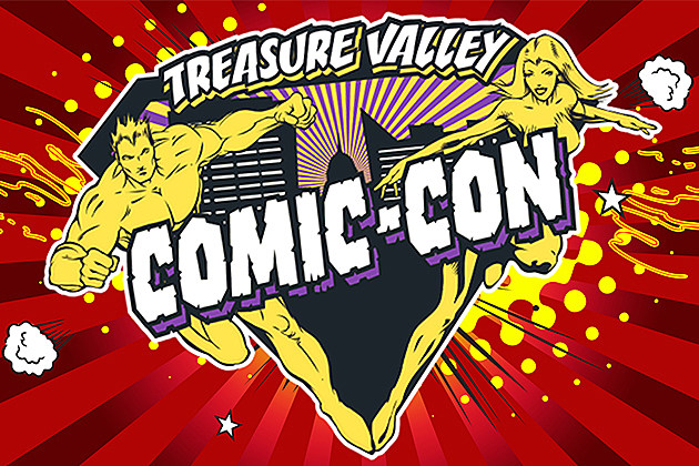 TreasureValleyComicCon