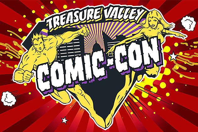 TreasureValleyComicCon