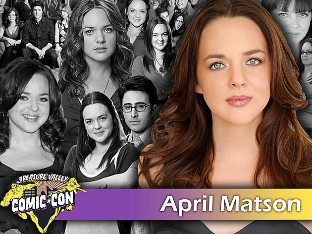 April Matson - GC