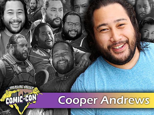 Cooper Andrews - GC