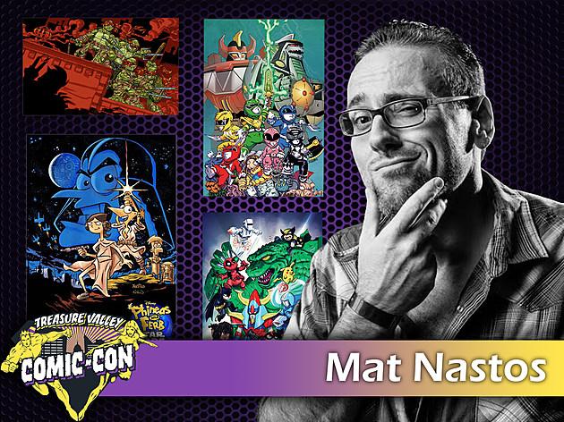 Mat Nastos - GC