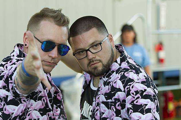 Chris and Mateo at BMF - photo: Meagan Cramer
