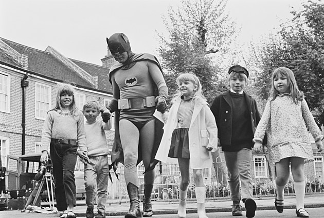 Road Safety With Batman