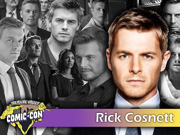 Rick Cosnett - GC