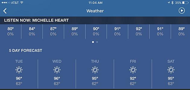 Kiss App Weather Forecast
