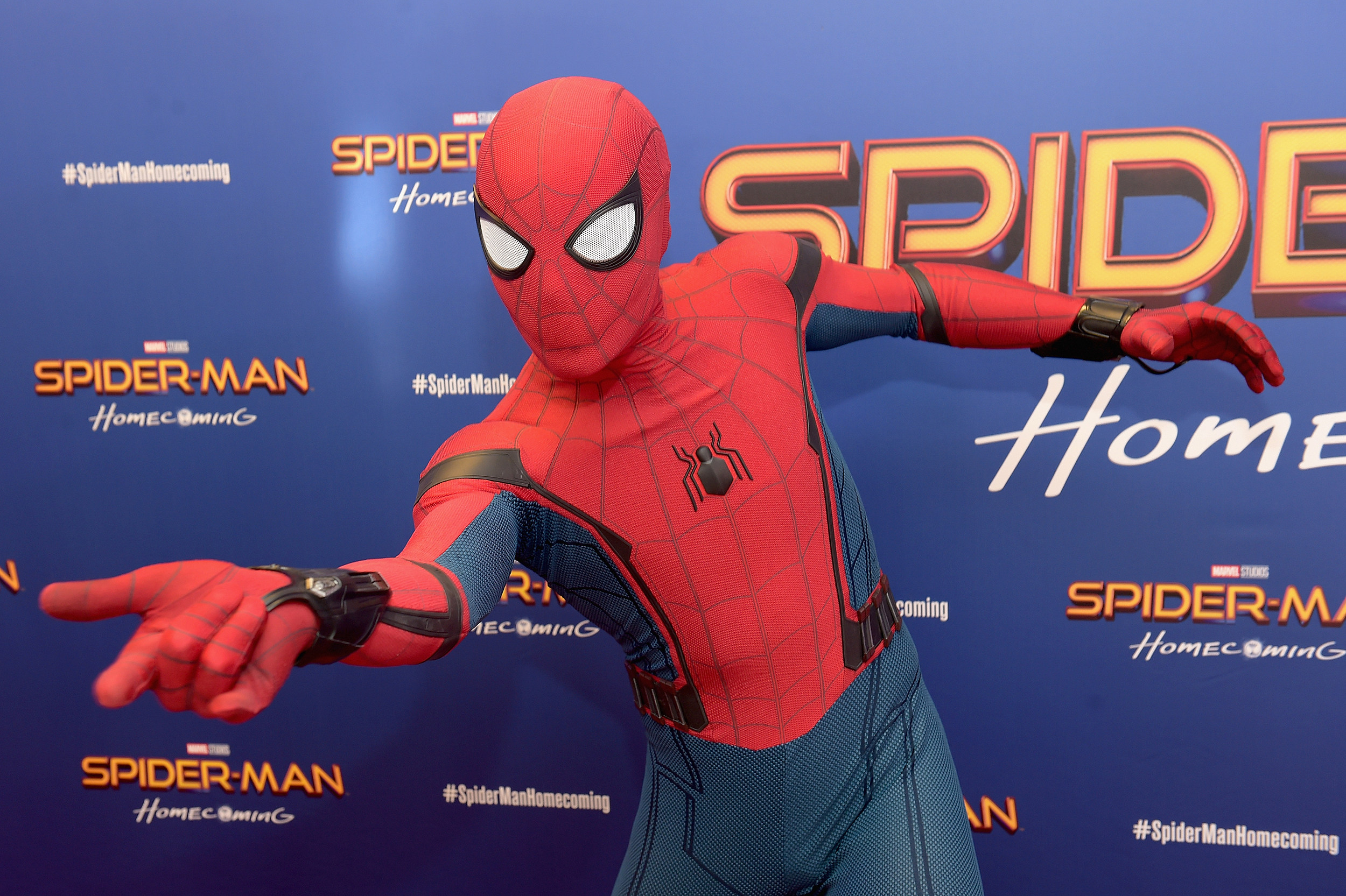 """Spiderman: Homecoming"" New York First Responders' Screening"