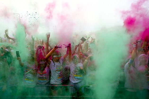 Color Run - Brighton
