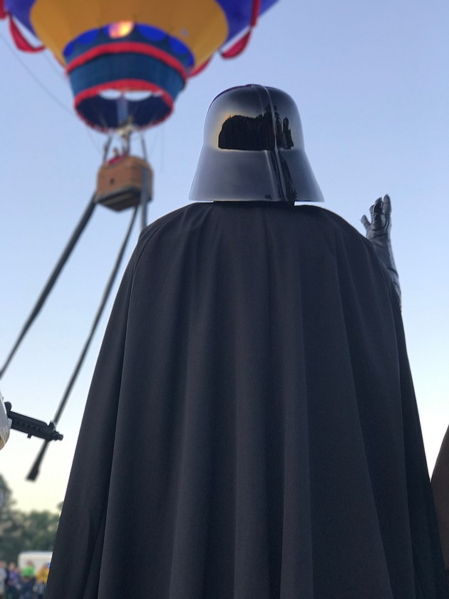 Spirit of Boise Balloon Classic Day Three