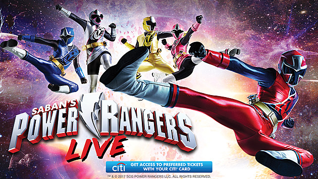 Credit: Power Rangers Live / C Moore Live